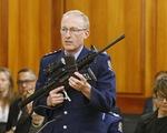 New Zealand thông qua dự luật kiểm soát súng đạn