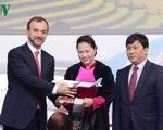 Airbus bàn giao máy bay A321neo cho Vietjet