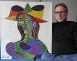 Tìm thấy bức tranh của Picasso bị đánh cắp sau 20 năm