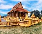"""Check-in ở ngôi làng được mệnh danh là """"Thái Lan thu nhỏ giữa lòng Hà Nội"""""""
