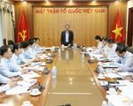 Mặt trận Đà Nẵng cần phát huy vai trò giám sát phản biện xã hội - ảnh 1