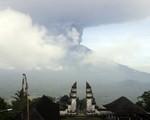 Núi lửa Agung tại Indonesia phun trào cột tro bụi cao 2.000m