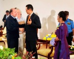 Đại sứ Việt Nam tại Nicaragua trình Quốc thư