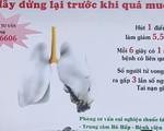 Hiệu quả của tổng đài tư vấn cai nghiện thuốc lá 1800 6606