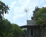 Nông dân miền Tây chế tạo điện gió chỉ với 25 triệu đồng