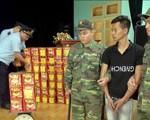 Lạng Sơn: Bắt vụ vận chuyển hơn 150kg pháo nổ
