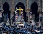 Pháp cảnh báo nguy cơ ô nhiễm chì sau vụ cháy Nhà thờ Đức bà Paris