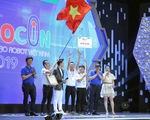 LH-WAO đăng quang vô địch Robocon Việt Nam 2019 với kỷ lục Uukhai 24 giây