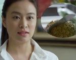 Mê cung - Tập 7: Lần đầu gặp mẹ chồng tương lai, Lam Anh (Hoàng Thùy Linh) đã mất điểm vì cách gọt dứa này