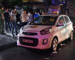 Hé lộ nguyên nhân nữ tài xế taxi bị đâm trọng thương gần khu Đền Lừ