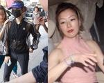 Xuất hiện lần đầu tiên sau bê bối ngoại tình của chồng, Trịnh Tú Văn từ chối nói chuyện với báo chí