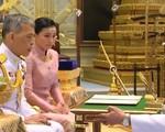 Nhà vua Thái Lan Rama X sắc phong hoàng hậu