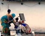 Khủng hoảng nước tại khu ổ chuột Ấn Độ