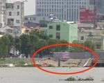 Cầu tàu Ba Son 130 tuổi bị sập