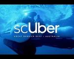 Uber thử nghiệm dịch vụ đi chung tàu ngầm