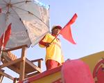 Công tác cứu hộ bãi biển Đà Nẵng