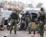 Đánh bom ở miền Nam Thái Lan, 3 người thiệt mạng