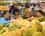 Nhiều siêu thị và chợ truyền thống đã mở cửa phục vụ người dân