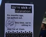 Nhân viên Google đình công phản đối đồng nghiệp bị trả thù