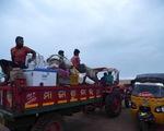 Ấn Độ sơ tán hơn 1,2 triệu người tránh bão