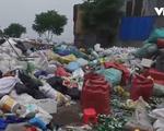 Dịch vụ đặt đồ ăn trực tuyến khiến Trung Quốc ngập rác thải nhựa