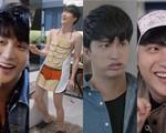 Những biểu cảm 'khó đỡ' của B Trần trong phim Mối tình đầu của tôi