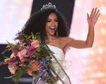 Luật sư da màu đăng quang Hoa hậu Mỹ 2019