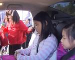 Hàn Quốc triển khai dịch vụ taxi chở học sinh miễn phí