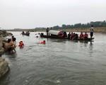 Rủ nhau tắm sông Mã, 4 học sinh bị đuối nước