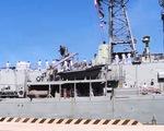 Tàu hải quân Australia thăm Việt Nam