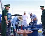 Bắt 2 tàu chở hơn 300.000 lít dầu nhập lậu trên biển