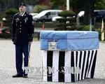 Mỹ tạm dừng tìm kiếm hài cốt binh sỹ ở Triều Tiên