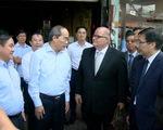 Hàng trăm hộ dân phản đối đề xuất điều chỉnh quy hoạch Khu đô thị Ciputra, Hà Nội - ảnh 1