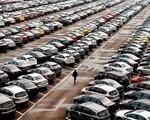 Ô tô nhập khẩu vượt 100.000 xe