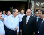 TP.HCM: Khảo sát giải pháp quy hoạch kênh Nhiêu Lộc - Thị Nghè