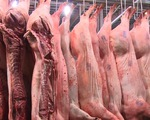 Giá thịt lợn tại khu vực phía Nam tăng trở lại
