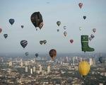 Lễ hội khinh khí cầu gây quỹ từ thiện tại Anh