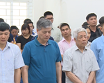 Tuyên phạt cựu Chủ tịch Vinashin Nguyễn Ngọc Sự 13 năm tù