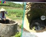 Hà Tĩnh thiếu nước sinh hoạt nghiêm trọng do nắng nóng
