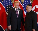 """Tổng thống Mỹ nhận """"bức thư tuyệt đẹp"""" từ Chủ tịch Triều Tiên"""