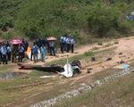 Điều tra nguyên nhân vụ máy bay quân sự rơi ở Khánh Hòa