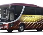 Nhật Bản sắp ra mắt mẫu xe bus với công nghệ hỗ trợ tự động dừng