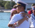 Những món quà đặc biệt đến với lính biển Trường Sa