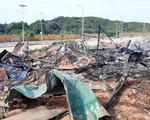 Vụ nổ thùng xăng ở Khánh Hòa: Tích cực cứu chữa nạn nhân - ảnh 1