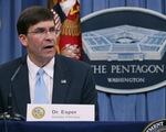 Mỹ thay Quyền Bộ trưởng Bộ Quốc phòng