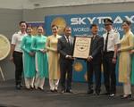 Vietnam Airlines tiếp tục nhận chứng chỉ Hãng hàng không quốc tế 4 sao