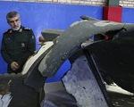 Iran thông tin thêm về vụ bắn hạ máy bay không người lái Mỹ