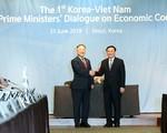 Đối thoại kinh tế Việt Nam - Hàn Quốc đạt nhiều thỏa thuận