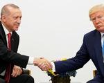 Mỹ không trừng phạt Thổ Nhĩ Kỳ vì mua S-400 của Nga