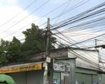 Công ty điện lực phản hồi việc dây điện rơi làm chết người - ảnh 1